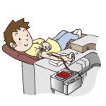 ピアスの穴開けたり歯石除去でも献血出来ません!競泳女子の池江さんの白血病の発表にて献血する方が増えたそうですが、知ってました?