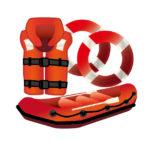 ライフハック術。水難救助にジーパンをライフジャケット・救命胴衣に!