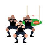 ラグビーワールドカップ2019の優勝を占う。サモアの選手の実力は?