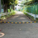 長崎市の私道封鎖で通行止め。道が狭く坂の多い長崎では死活問題!