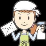 年末大掃除は重曹よりも簡単にセスキ炭酸ソーダ で換気扇や油汚れ落とし