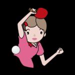 女子卓球、オリンピックへどうなる。し烈な五輪代表へ石川・平野の戦い!